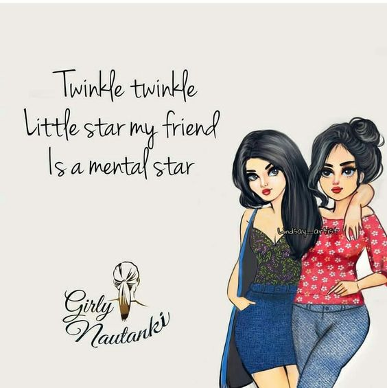 best friend girl attitude quotes