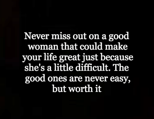 difficult woman quotes