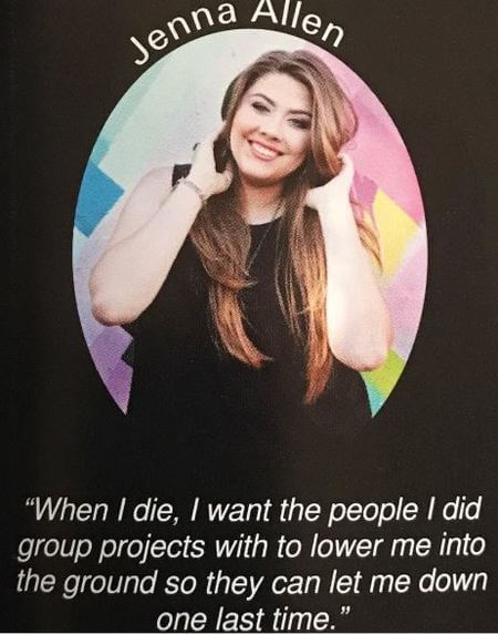 let me down yearbook senior quoteslet me down yearbook senior quotes