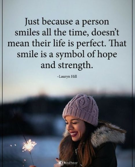 powerful smile quotes