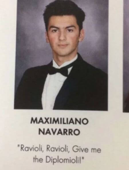 ravioli yearbook quote