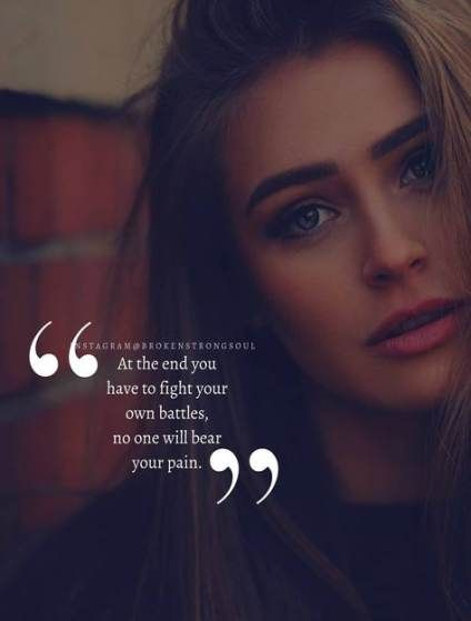 sad attitude quotes for girls