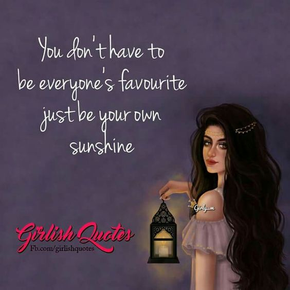shy girl attitude quotes