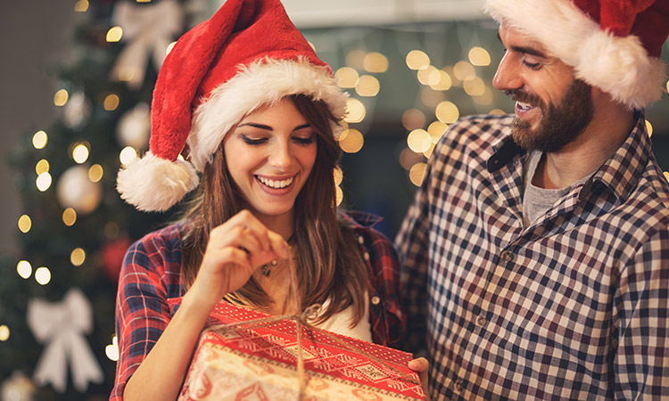 best christmas messages for boyfriend