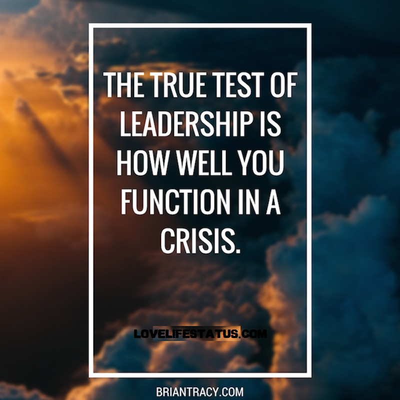 true leadership quotes