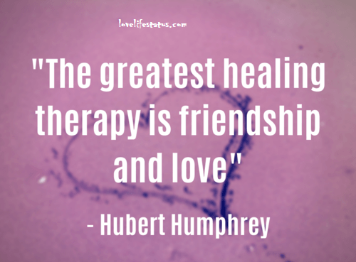 greatest healing therapy quotes