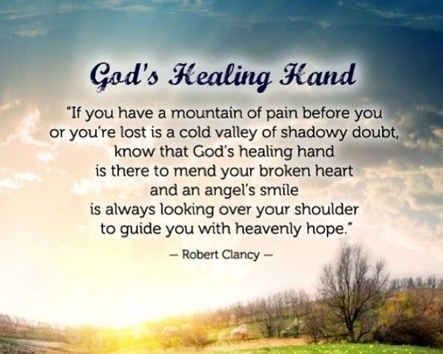 healing and recovery quote