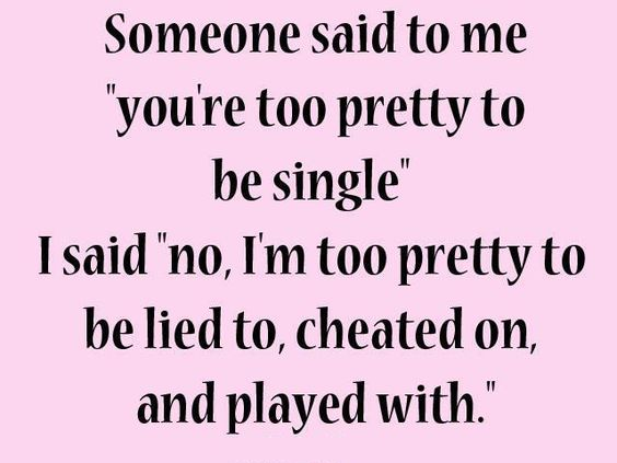 single and cheating quotes