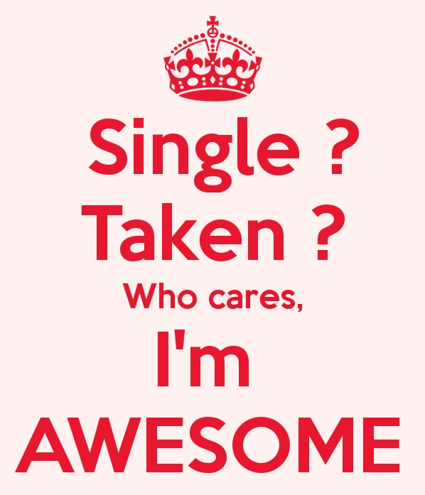 single awesome quotes