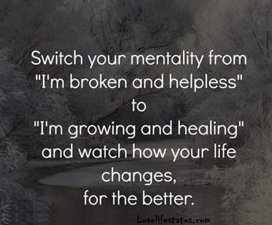 switch your mentality quote