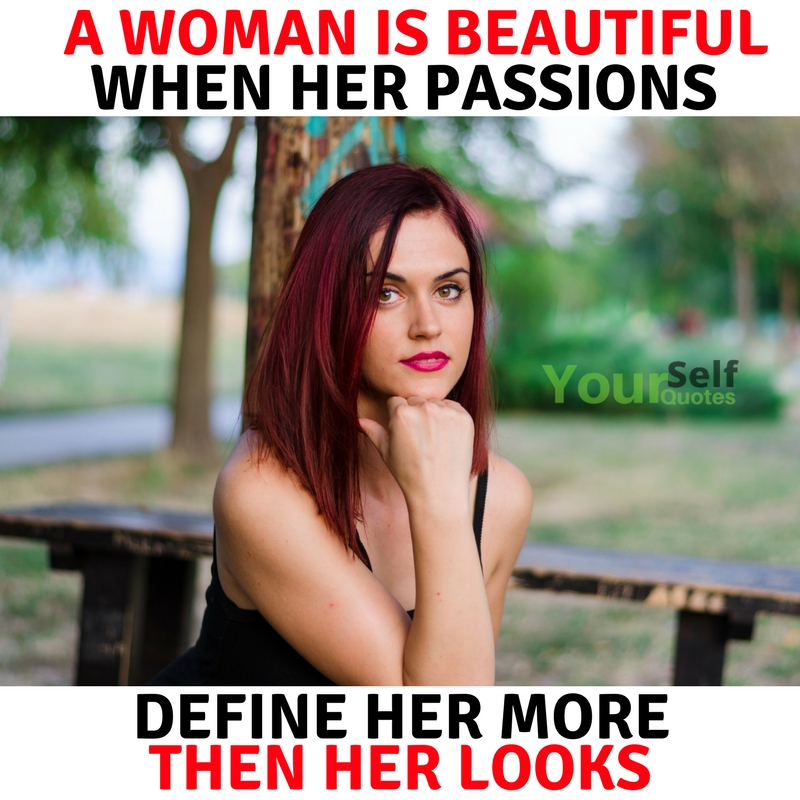 cute girl quotes about herself