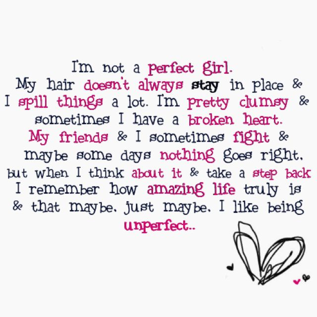 i'm the girl quotes