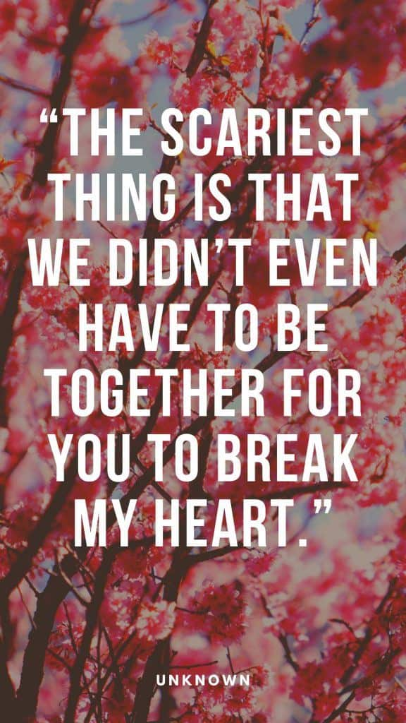 Heartbroken Quotes that Make You Cry