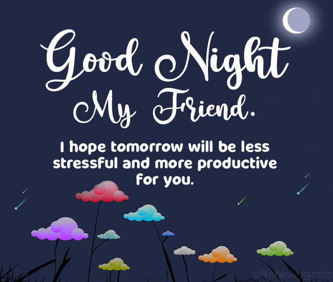 Romantic Good Night Wishes for Her
