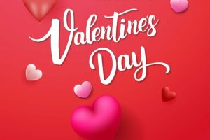 valentine day message for her