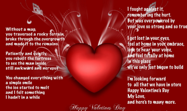 long valentine messages for girlfriend