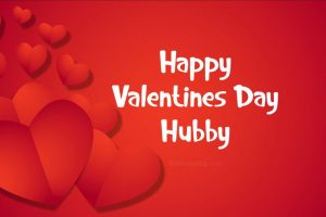 Happy Valentine Day Wishes For Husband