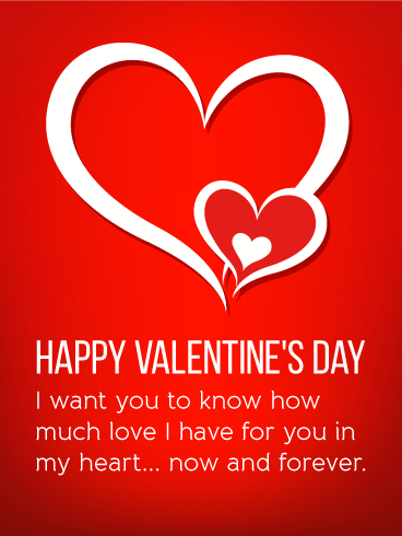 valentine day wishes for lover