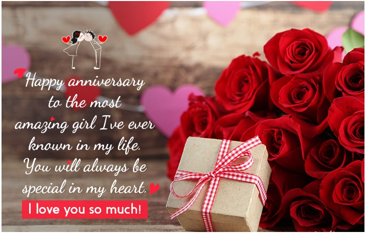 Wedding Anniversary Wishes for Your Wife
