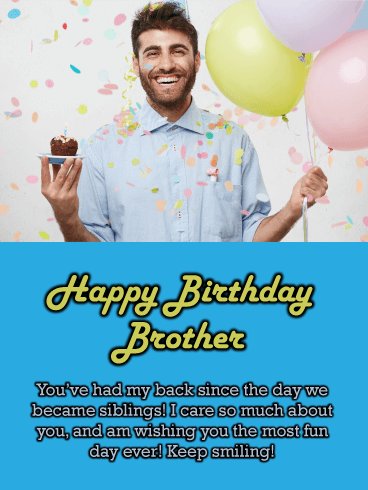 best happy birthday messages to brother