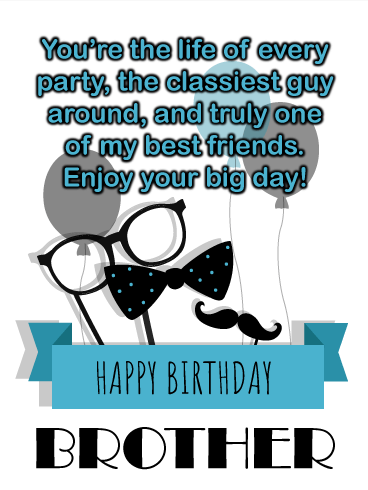 best happy birthday quotes to my brother
