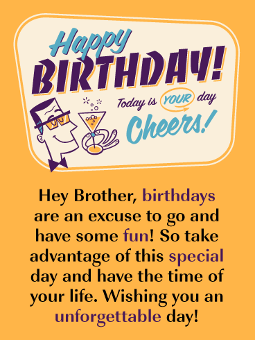 birthday wishes quotes to brother