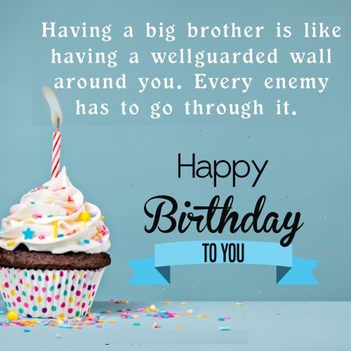 best happy birthday wishes for brother
