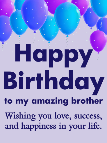 happy birthday wishes for two brother